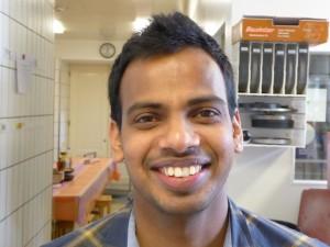Mitarbeiter Thushanth Selvaratnam